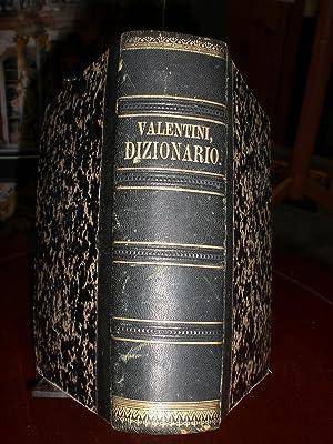 Taschenwörterbuch der italienischen und deutschen Sprache. (2 Tle.i.1 Bd.). Dizionario ...