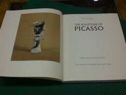 The Sculpture of Picasso<. (Ausstellungskatalog). Katalog für: PENROSE, ROLAND und