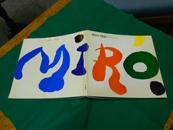 Joan Miro exhibition, Japan 1966<. Katalogbuch zur: Miro, Joan, Kindai
