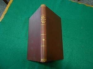 VHVO Band 58, Jahrgang 1906.