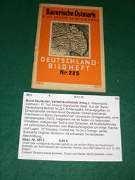 Bayerische Ostmark<. (3 Bde., komplett.) Aus der Reihe: Deutschland-Bildheft Nr. 223, 224 und Nr...