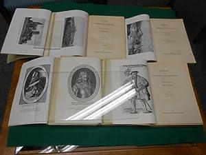 Geschichte der Landgrafen von Leuchtenberg. (6 Bde.) I. bis VI. Teil.: Wagner, Illuminatus: