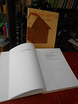 Ölfarben<. 1936 - 1965. Oilcolors. Edition Heiner Bastian Joseph Beuys. Franz Joseph van d....