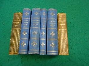 Sämtliche Werke: Bd. 2; 3; 4; 5; 6. Aus der Reihe: Sämtliche Werke in sechs Bänden, ...