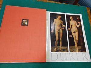 Albrecht Dürer<. Eine Auswahl aus seinem Werk.: Dürer, Albrecht und