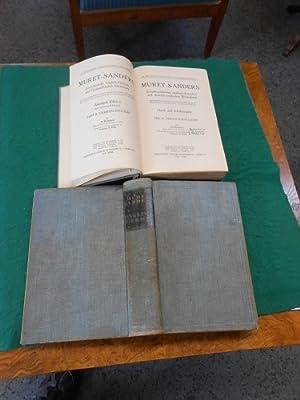 Enzyklopädisches englisch-deutsches und deutsch-englisches Wörterbuch. 2 Bände. Mit ...