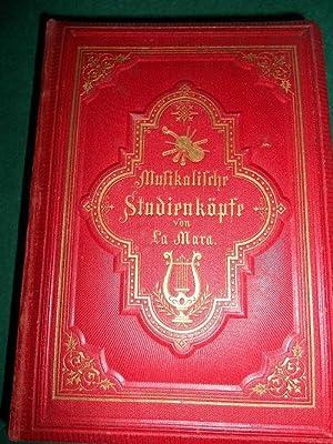 Musikalische StudienköpfeDas Bühnenfestspiel in Bayreuth<, erschienen in Leipzig 1877....
