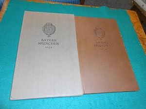 Merian >Bayern, Muenchen 1654Topographia Germaniae<.: Merian, Matthaeus der Ältere und Martin...