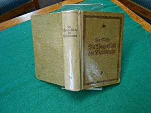 Die Theaterstücke der Weltliteratur, (3 Teile i. 1 Bd.), ihrem Inhalte nach wiedergegeben. Mit...