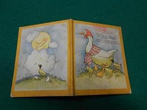 Lise Wackelschwanz<. Die Bilder sind von Nora Scholly, die Texte wurden geschrieben von Agathe ...