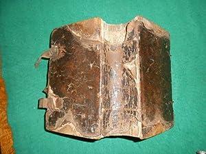 Biblia, Das ist: Die ganze Heil. Schrift Alten und Neuen Testamentes, von Herrn D. Marin Luther ...