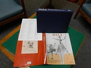 Salvador Dalí. 2 Bde. Teil: 1. Oeuvrekatalog der Radierungen und Mixed- Media- Graphiken ...