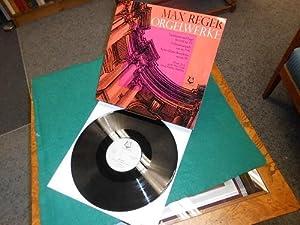 Orgelwerke. Christopherus Schallplatte. 30 cm; 33 UpM; SCGLX 75928. Variationen und Fuge fis-moll &...