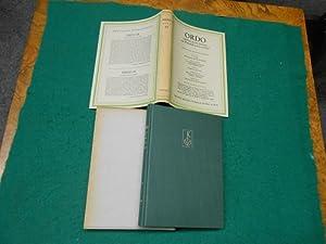 Ordo. 6. Bd. Jahrbuch für die Ordnung von Wirtschaft und Gesellschaft. Begründet von ...