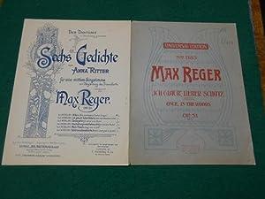 Ich glaub , lieber Schatz, [Once, in the woods] Op. 31 Nr. 2. Verl. No: 2910 >Unter den blü...
