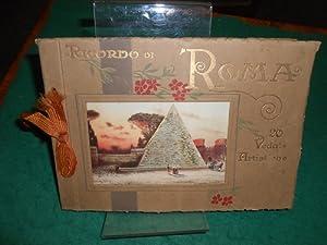 Ricordo di Roma. 20 Vedute Artistiche. Aus: Scrocchi, A. (Hrsg.):