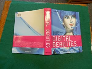 Digital beauties. 2D & 3D computer generated digital models, virtual idols and characters. Julius...