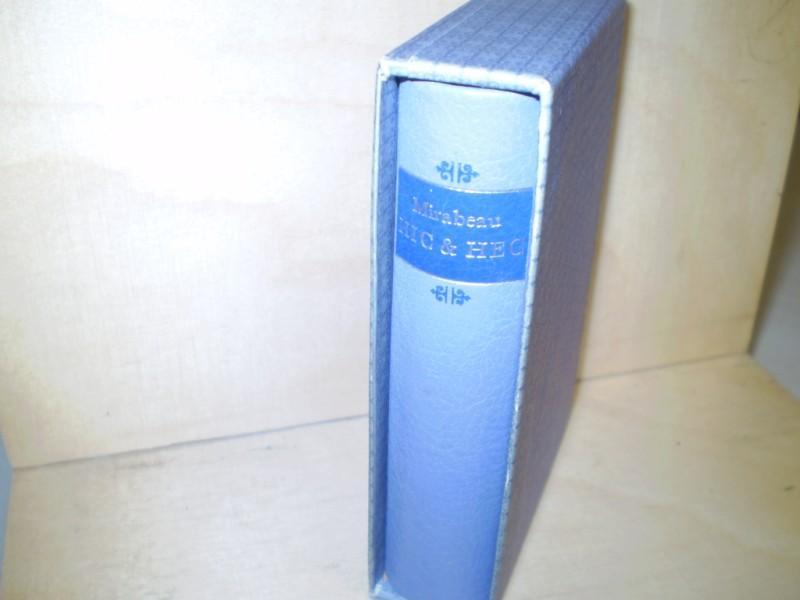 Hic & Hec oder die Stufenleiter der: Miniaturbuch - Mirabeau,
