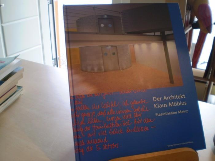 der architekt klaus moebius von moebius zvab. Black Bedroom Furniture Sets. Home Design Ideas