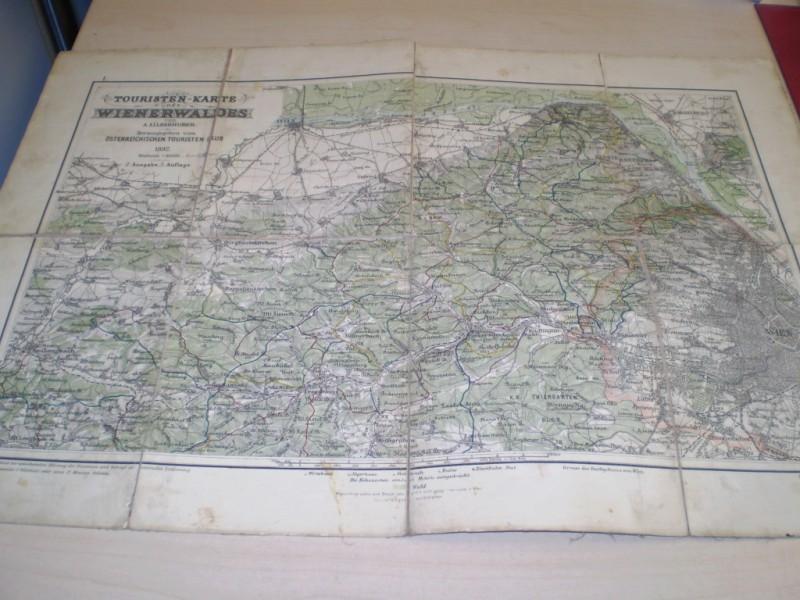 Touristen karte der zvab