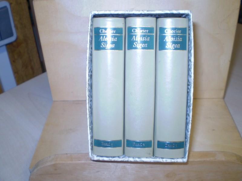 Die Gespräche der Aloisia Sigea. Hg., neudurchgesehen: Miniaturbuch - Chorier,