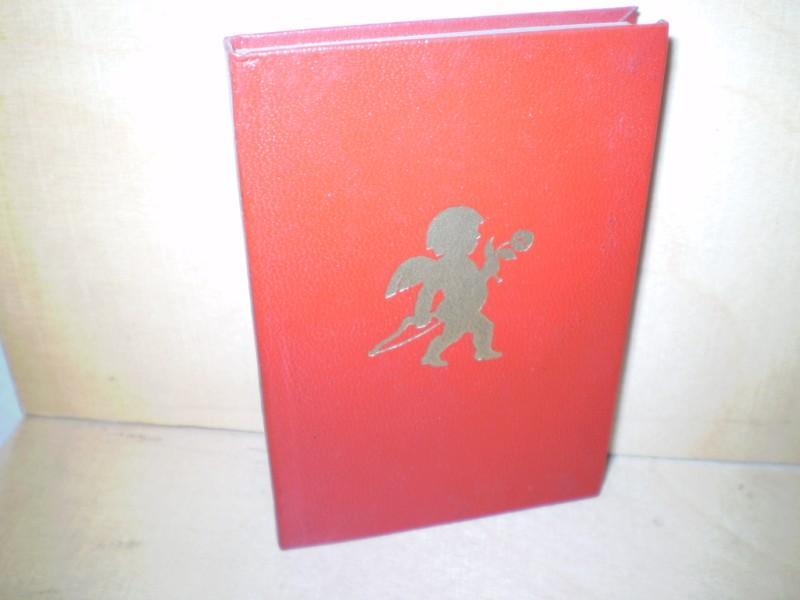 Alte deutsche Liebeslieder von unbekannten Dichtern.: Miniaturbuch.