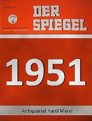 Der Spiegel. 28.11.1951. 5. Jahrgang. Nr. 48.