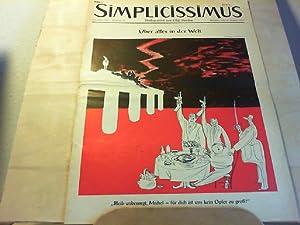 SIMPLICISSIMUS. 26. August 1961, Nr 35 /