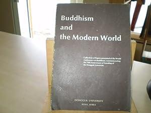 BUDDHISM AND THE MODERN WORLD.: Lee, Sun Keun;