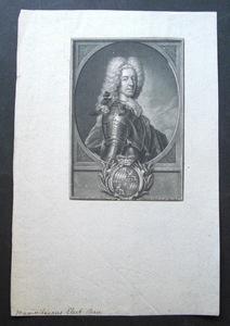 Maximilianus Elect. Bav. [Maximilian II. Emanuel (Bayern)].