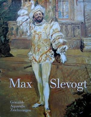 Max Slevogt. Gemälde, Aquarelle, Zeichnungen. Saarland Museum: GÜSE, ERNST-GERHARD (Hrsg.),