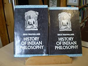 History of Indian Philosophy. Introduction by Leo: Frauwallner, Erich: