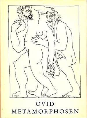 Metamorphosen. Mit den Radierungen von Pablo Picasso.: Ovidius Naso, Publius