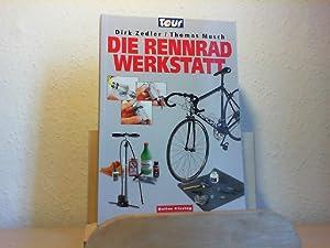 Die Rennrad-Werkstatt. Thomas Musch. [Abb.: Robert Kühnen: Zedler, Dirk, Thomas