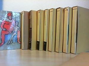 Der Geschmack unserer Zeit. 9 Bände: Picasso;: Skira, Albert: