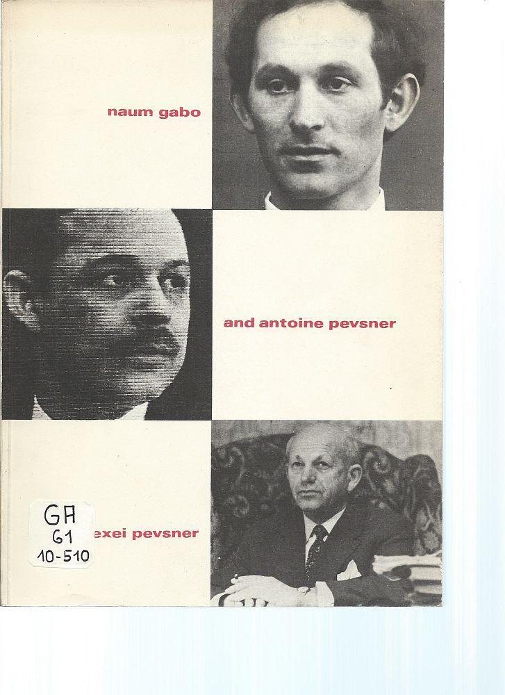 Naum Gabo and antoine pevsner, alexei pevsner: Pevsner, Alexei:
