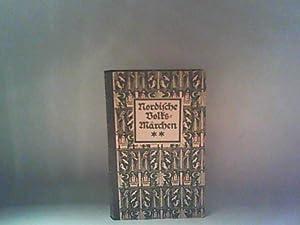 Nordische Volksmärchen. Die Märchen der Weltliteratur.: von der Leyen, Friedrich (Hrsg.),...