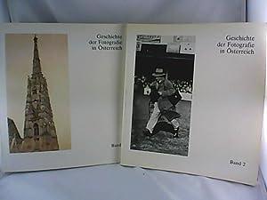 Geschichte der Fotografie in Österreich Band 1 und 2 ; Hochreiter, Otto - Timm Starl (Hg.): ...