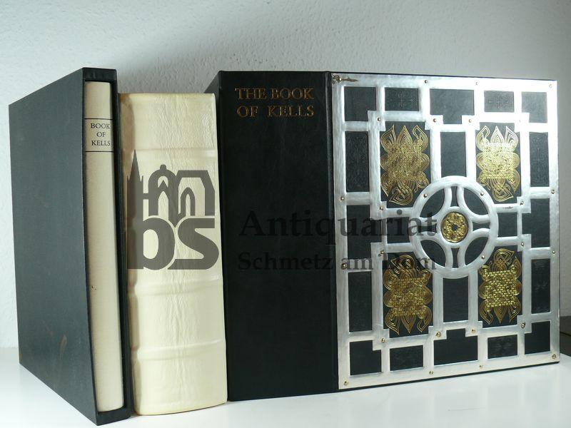 Book of Kells Faksimile und Kommentar.