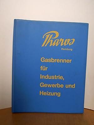 Pharos Gasbrenner für Industrie, Gewerbe und Heizung: Pharos Feuerstätten GmbH
