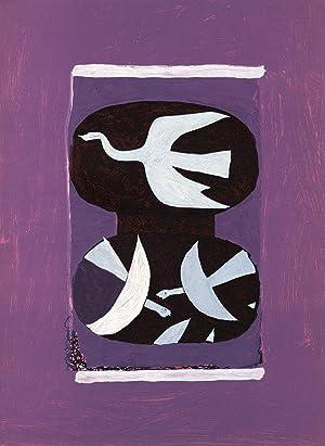 Hommage à Georges Braque - Derrière le