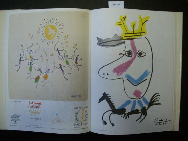 145 dessins pour la presse et les: Picasso, Pablo: