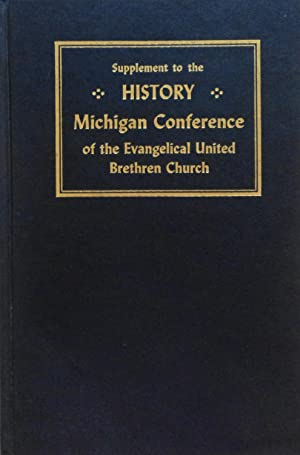 Supplement to the History, Michigan Conference of: Watson, William Henry