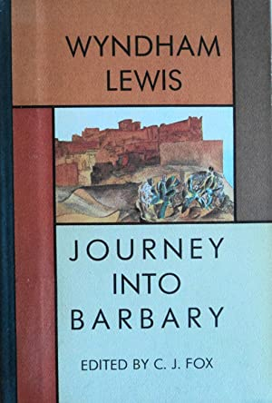 Journey Into Barbary: Lewis, Wyndham, Fox,