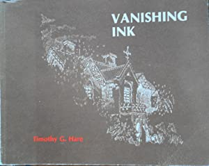 Vanishing Ink: Vanishing Architecture of Western Australia: Hare, Timothy G.