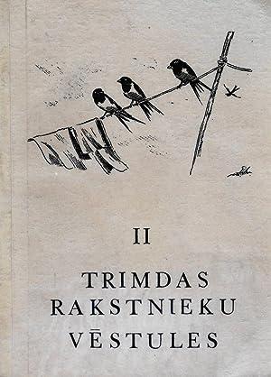 Trimdas Rakstnieku Vestules, Volume II: Pasaules Klaida 1949-1981: Plaudis, Arturs