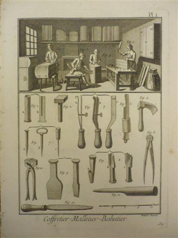 """Résultat de recherche d'images pour """"encyclopédie diderot et dalembert coffretier"""""""