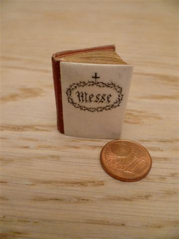 Le petit Paroissien de l'enfance. Paris, Marcilly: Miniaturbuch.-