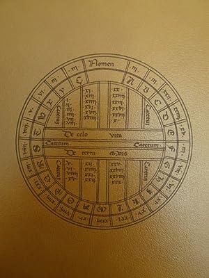 Liber Physiognomiae. Faksimile der Handschrift Lat. 697: Astronomie.-