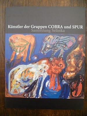 Künstler der Gruppen COBRA und SPUR. Sammlung: Keiner, M. &